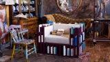 Idee creative per arredare casa con i libri