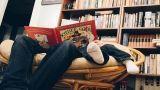 Angolo lettura fai da te