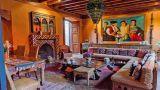 Una casa stile messicano